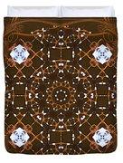 Ornamental Zen Tranquility Duvet Cover