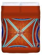 Ornate Ceiling Duvet Cover