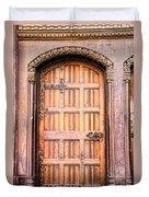 Ornate Door Duvet Cover