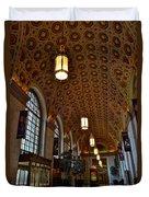 Ornate Entryway Duvet Cover