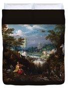 Orpheus Duvet Cover