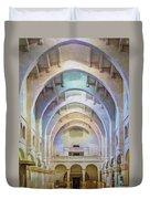 Coptic Church Duvet Cover