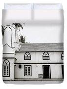 Orthodox Syrian Church In Cochin Duvet Cover