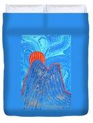 Os Dois Irmaos Original Painting Sold Duvet Cover