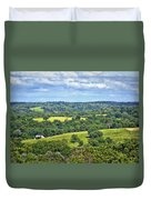 Osage County Lookout Duvet Cover
