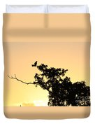 Osprey Sunset Duvet Cover