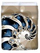 Osteodiplopada  Duvet Cover