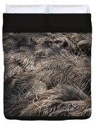 Ostrich Feathers  Duvet Cover