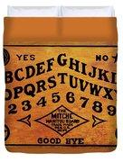 Ouija Board 1 Duvet Cover