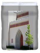 Our Lady Of The Atonement Church Duvet Cover