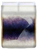 Ouroboros Three Blue, 2010 Duvet Cover
