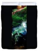 Out Of Eden Duvet Cover