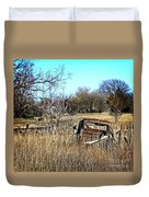 Out To Pasture 3 Duvet Cover