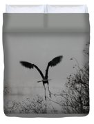Outa Here Duvet Cover
