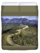 Outback Tour Duvet Cover