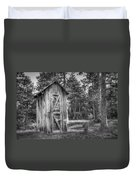 Outdoor Plumbing Duvet Cover