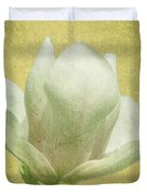 Outer Magnolia Duvet Cover