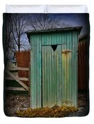 Outhouse - 6 Duvet Cover