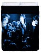 Outlaws #14 Blue Duvet Cover