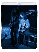 Outlaws #18 Blue Duvet Cover