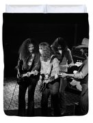 Outlaws #26 Crop 2 Duvet Cover