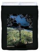 Outlook Cross Monterosso Duvet Cover