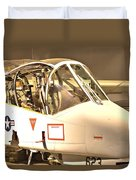 Ov-10 Bronco Duvet Cover
