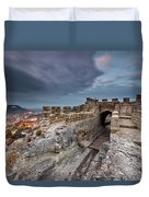 Ovech Fortress Duvet Cover
