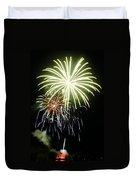 4th Of July Fireworks 5 Duvet Cover