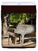 Owen Bradley Memorial Duvet Cover