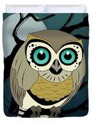 Owl 3 Duvet Cover