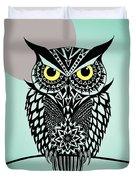 Owl 5 Duvet Cover