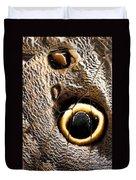 Owl Butterfly Wing Duvet Cover