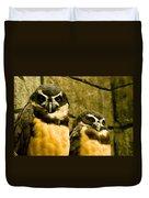 Owl I Duvet Cover