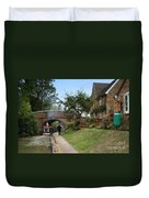 Oxford Canal Duvet Cover