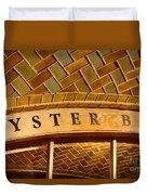 Oyster Bar Duvet Cover