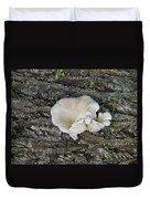 Oyster Mushroom Duvet Cover