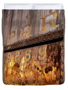 P R R - 9269 Duvet Cover