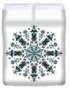 P2 Mandala Duvet Cover