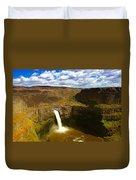 Pa Louse Falls Duvet Cover