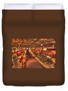 Pa Railroad Museum - 1652 Duvet Cover