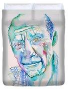 Pablo Picasso- Portrait Duvet Cover