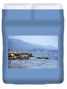Pacific Blues Duvet Cover