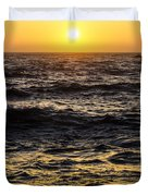 Pacific Reflection Duvet Cover