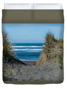 Pacific Trail Head Duvet Cover