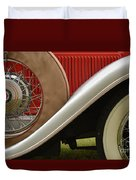 Pack Up Your Worries In A Packard Duvet Cover