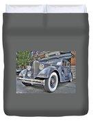 Packard Duvet Cover