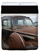 Packard One-eighty Duvet Cover