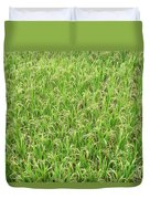 Paddy Field Duvet Cover