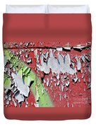 Paint Abstract Duvet Cover